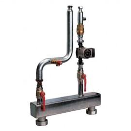 Комплект с гидроразделителем для одного котла 35-70 кВт Baxi (7111633)